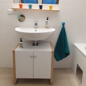 26++ Free standing bathroom cabinet with sink ideas