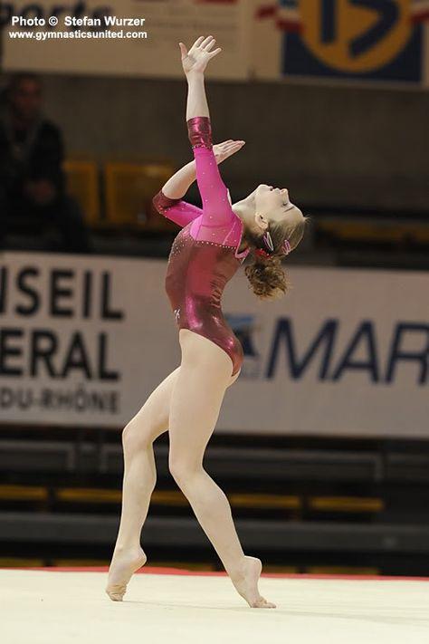 Anastasia Grishina Beautiful in GK