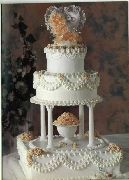 Wedding small cake vintage beautiful 18+ trendy ideas