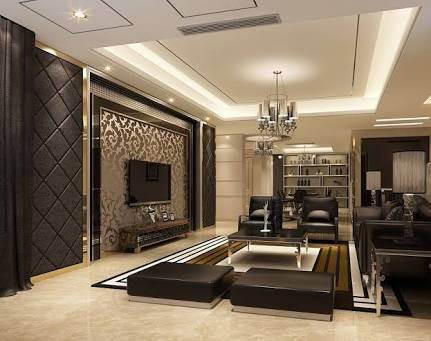 Attractive Simple Tv Panel Design For Living Room   Google Search Part 24