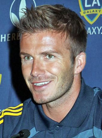 David Beckham Short Quiff Hairstyle Hairstyle Channel Women - Quiff hairstyle david beckham