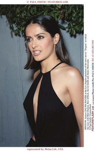 Photos of Salma Hayek