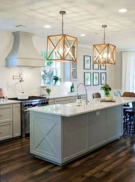 41 Ideas Kitchen Layout One Wall With Island For 2019 One Wall Kitchen Kitchen Layout Kitchen Layouts With Island