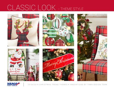 2018 2019 yama christmas trends 2018 2019 christmas trend by yama rh pinterest com christmas 2019 fashion trends christmas 2019 decorating trends