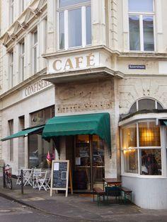 Awesome puderfarben Lieblingsorte Caf Sahnewei in Bonn