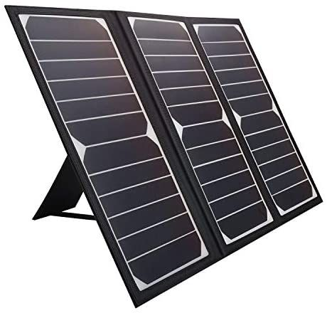 Kingsolar Solar Charger 21w Portable Solar Panel Charger With 2 Usb Ports Waterproof Camping Foldable Portable Solar In 2020 Portable Solar Panels Solar Panel Charger Solar Charger