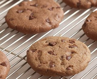 Chocolate-Chocolate Chip Cookies