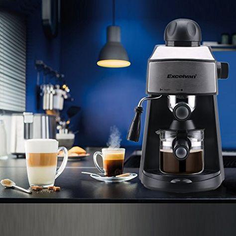 Excelvan Cm6811 Steam Espresso And Cappuccino Coffeemaker 4