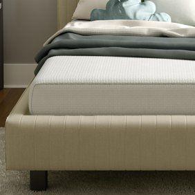 Signature Sleep Gold Certipur Us Inspire 10 Memory Foam Mattress Multiple Sizes Walmart Com Mattress Foam Mattress Platform Bed Frame