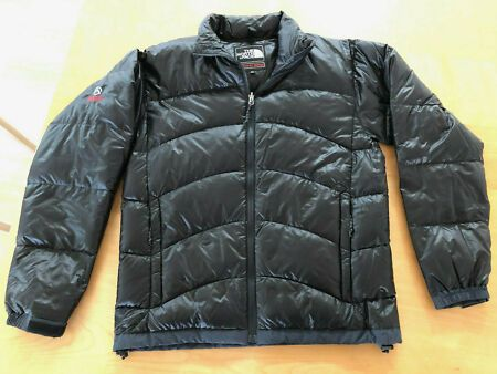 North Face Japan Brand New Summit Series Light Down Jacket
