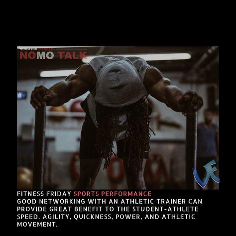 training Fitness Friday Sports...