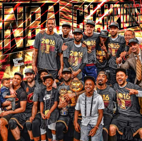 Cleveland Cavaliers 2016 NBA FINALS