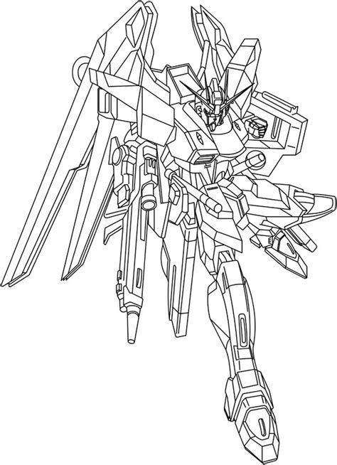 Gundam Coloring Pages Best Coloring Pages For Kids Coloring Pages Gundam Coloring Pages For Kids