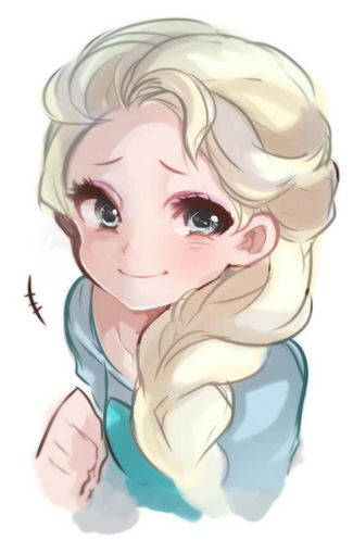 I like her eyes