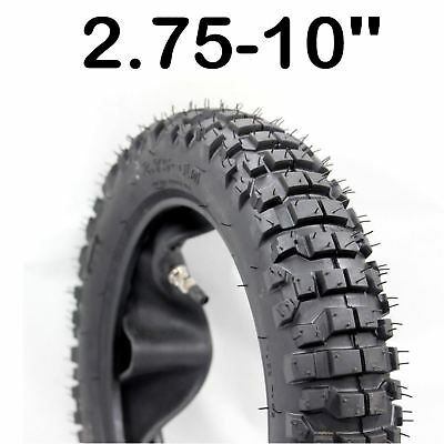 Sponsored Ebay 10 Inch 2 75 10 4ply Tyre Tire For Hond Crf50 Xr50