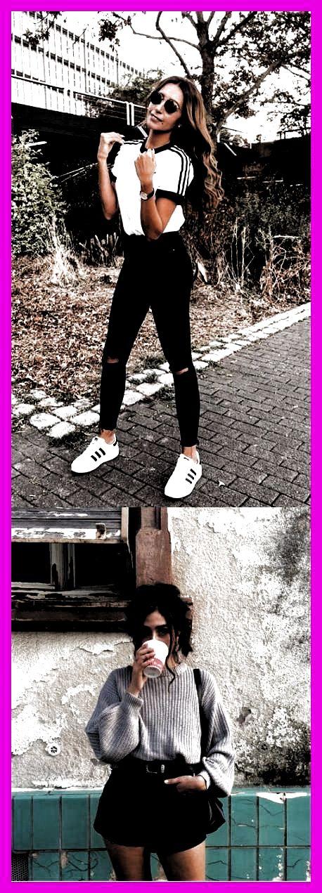 30 Trending Outfit Ideas Casual You Should Already Own #OutfitIdeasCasual outfit ideas casual, Womens street style, Women Fashion, Street Fashion, Summer Fashion, Teen Fashion #OutfitIdeasCasual #WomensStreetStyle #WomenFashion #StreetFashion #SummerFashion #TeenFashion  #Transparent #Damen #Feiertagsaustausch #fitnessoutfits #what #bestrecipes #outfitsİdeen #reiseİdeen #holidaysİdeen #diyİdeen