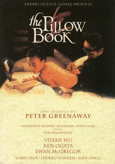 the pillow book 1996 de peter