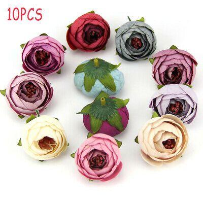Details About Decor Accessories Silk Artificial Flowers Tea Bud Bouquet Rose Flower Head In 2020 Artificial Flowers Artificial Flower Bouquet Fake Flowers