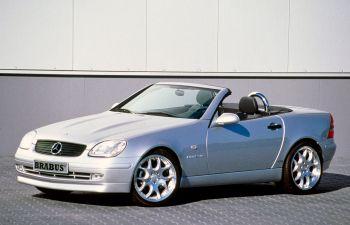 Brabus Mercedes Benz Slk Klasse R170 1996 2000