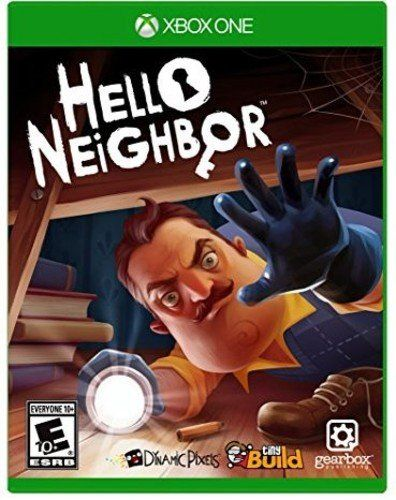 Hello Neighbor Xbox One Continue To The Product At The Image