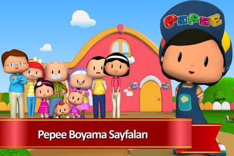 Pepee Boyama Sayfaları Boyama Sayfaları Family Guy Character Ve