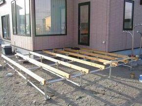 単管パイプで作るdiy作品集 物置 小屋 足場 ガレージ 車庫 棚 ラック