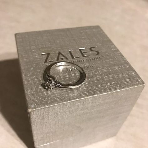 Ring From Zales Diamond Stores Rings Engagement Rings