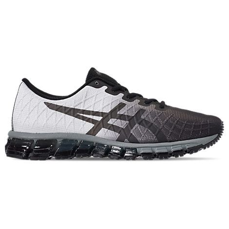 Asics Men S Gel Quantum 180 4 Running Shoes Black Asics Shoes