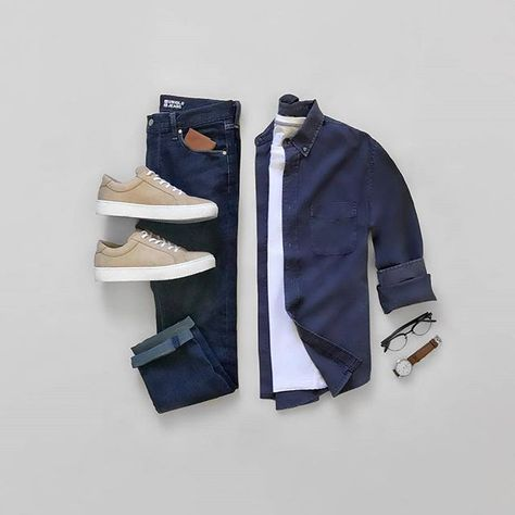 mensfashion As long as it's navy baby ....