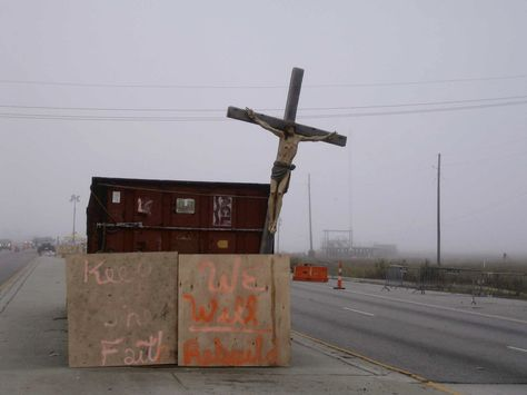 Richard Misrach. Untitled (New Orleans, after Katrina). 2005