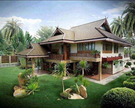 Design Rumah Kampung Moden Di 2020