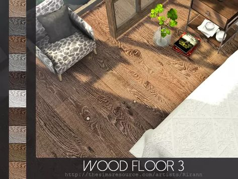 Wood Floor 3 - The Sims 4 Download - SimsDom   Sims 4 build mode