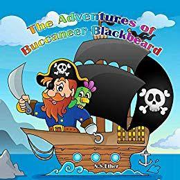 The Adventures of Buccaneer Blackbeard children's kindle