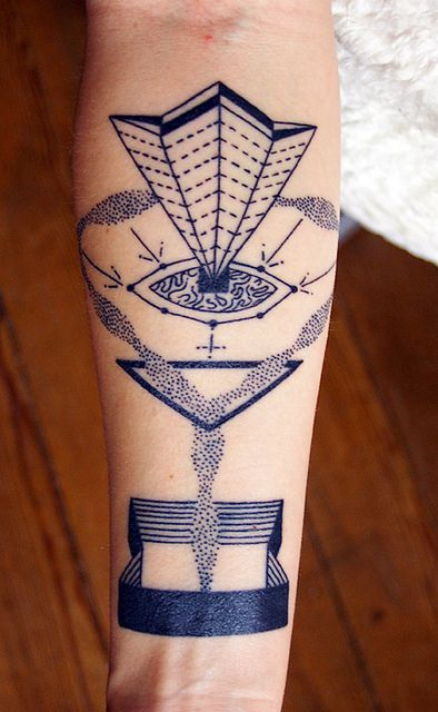I love this.  I want similar aesthetic design on my forearm with future tattoo, possibly telling the story of civilization.