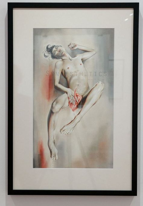 Nude framed art prints for any decor style