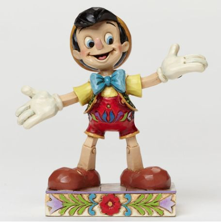 "/""Winnie the Pooh/"" zauberhafte Jim Shore Figur KLASSIKER DISNEY TRADITIONS"