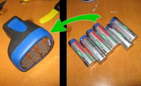 Revive Your Tired Dremel Battery Pack Dremel Dremel Tool Projects Battery Pack