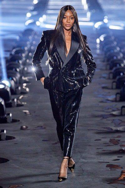 Black Fashion Designers 2020.Saint Laurent Spring 2020 Ready To Wear Fashion Show