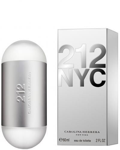 Woman Perfume 212 Carolina Herrera EDT