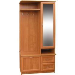 Garderobe Concorda 04 Farbe Erle 194 X 93 X 40 Cm H X B X T
