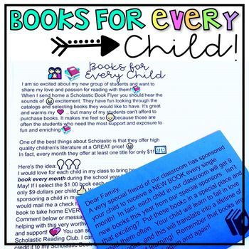 Scholastic Book Club A Book For Every Child Every Month With