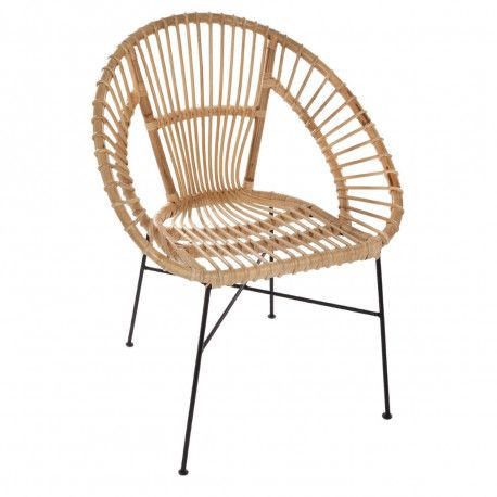 Adopter Le Style Boheme Chic Pour L Automne Hiver Chaise Rotin Salle A Manger Rotin Chaise Cuisine
