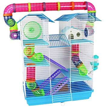 Getting The Best House For Your Hamster Cool Hamster Cages Hamster Cage Hamster