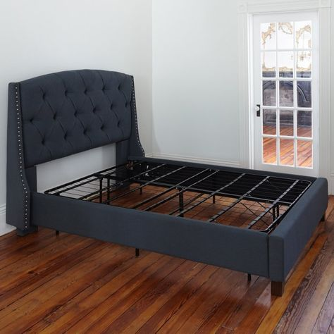 Classic Brands Hercules 14 In Platform Heavy Duty Metal Bed Frame