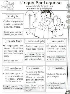 Pontuacao Exercicios Atividades 3 4 5 Anos Para Imprimir