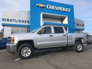 2018 Chevrolet Silverado 3500 Work Truck 2018 Chevrolet Silverado