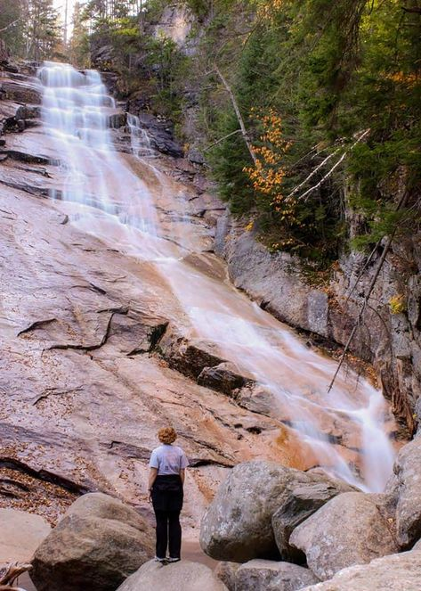 9 Can't-Miss White Mountain Waterfalls for Your Next Visit to New Hampshire - Tripologist
