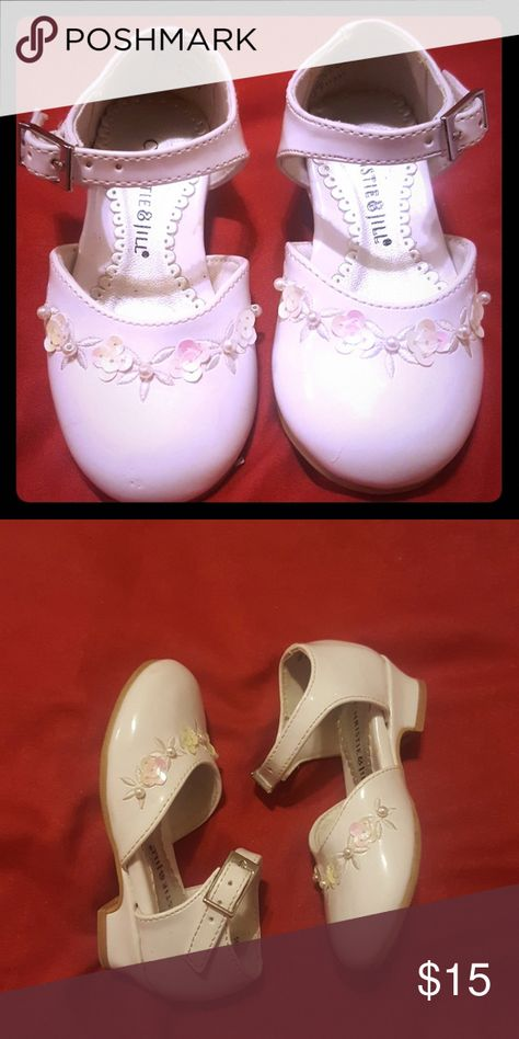 f607f88a9a16 Toddler girl dress shoes gently used jcpenney Shoes Dress Shoes  KidsShoes