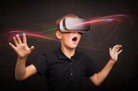 Join us in Wonderopolis today for a closer look at how technology affects how we perceive reality!