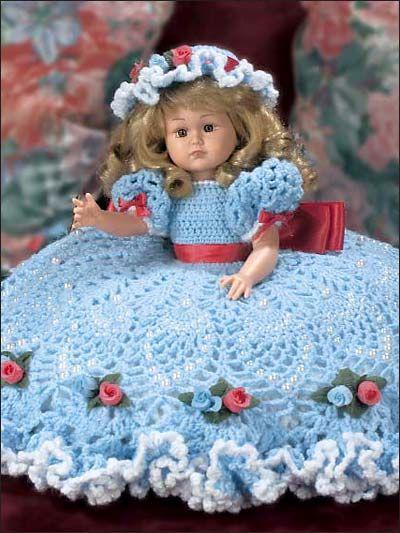 Free Pillow Dolls To Crochet | Crochet Angel Doll Patterns - Dem Brooklyn Bums :: A Brooklyn